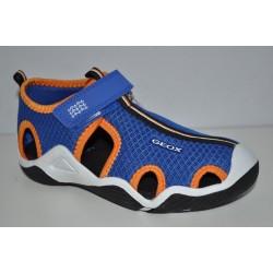 Sandały Geox J5230C r30-35 kolor C0685 można chodzić w wodzie