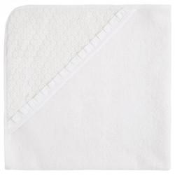Ręcznik kąpielowy niemowlęcy 9210 kolor 067 kremowy