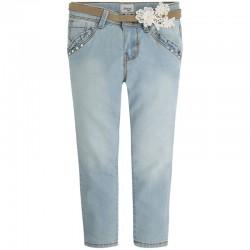 Mayoral Spodnie jeansowe 3526 kolor 010