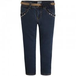 Mayoral Spodnie jeansowe 3526 kolor 011