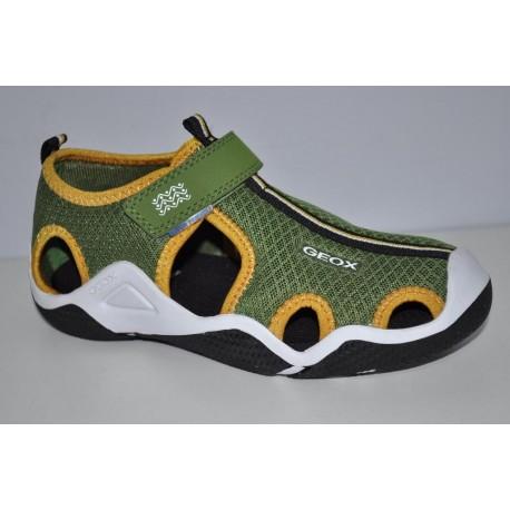 Sandały Geox J5230C r30-35 kolor C2008 można chodzić po wodzie
