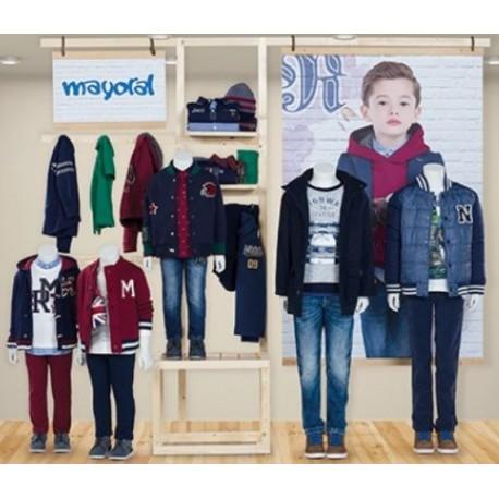 Mayoral zestaw bordo chłopiecy kolekcja jesień zima 2016 2017 r92-134