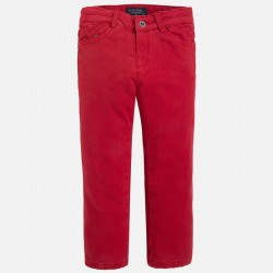 Mayoral spodnie podszyte dodatkową bawełną wewnątrz 4532 -78