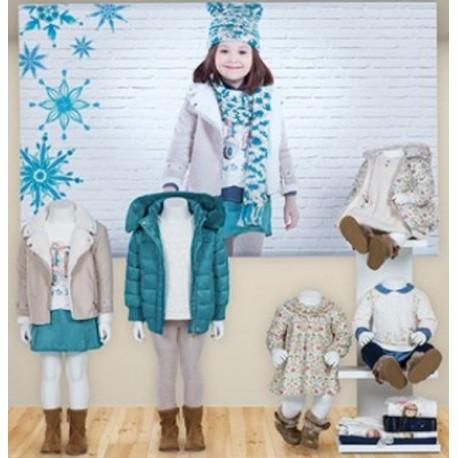 Mayoral zestaw turkus dziewczęcy kolekcja BABY jesień zima 2016 2017 r62-92