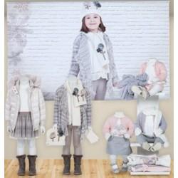 Mayoral zestaw beż dziewczęcy kolekcja BABY jesień zima 2016 2017 r62-92