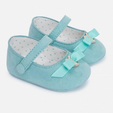 Mayoral Balerinki nefryt buty niemowlęce 9366 -44
