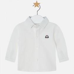 Mayoral kremowa koszula 2104 -29