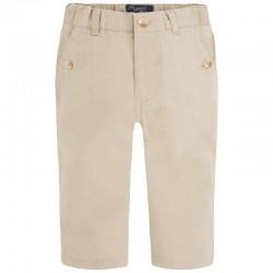 Spodnie chłopięce Mayoral 1521 kolor 025 beżowe