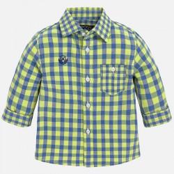 Mayoral koszula w kratę 2132 -57
