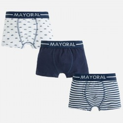 Mayoral bokserki 3szt 10029 40