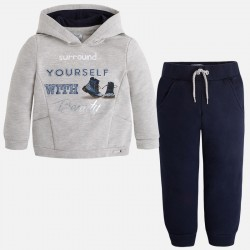 Mayoral dres bluza spodnie 4822 27