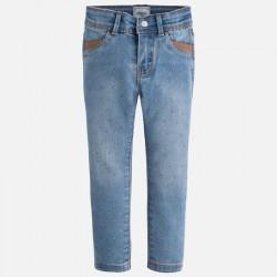 Mayoral spodnie jeansowe 4550 49
