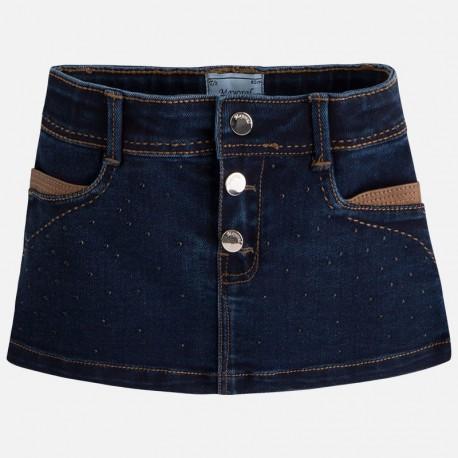 Mayoral spódnica jeansowa 4916 48