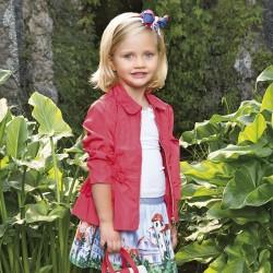 Kurtka dziewczęca Mayoral 3421 kolor 072